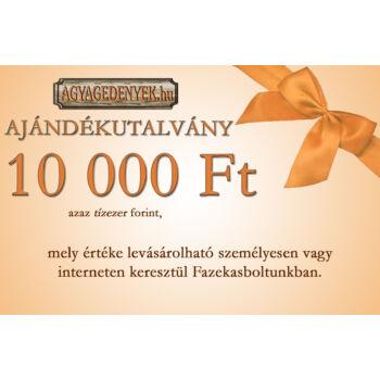 Ajándékutalvány 10 000 Ft biankó