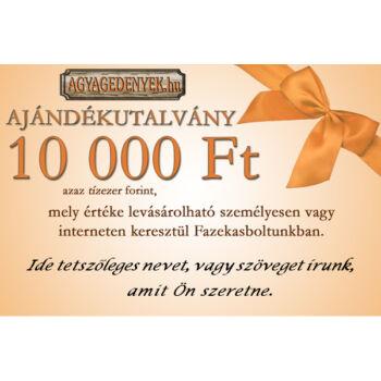 Ajándékutalvány 10 000 Ft névvel