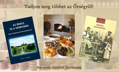 Könyvek - agyagedenyek.hu